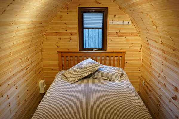 Luxury Glamping Pods Wolds View